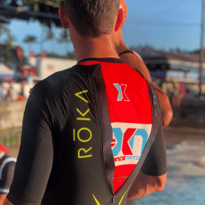 how to train for a triathlon swim