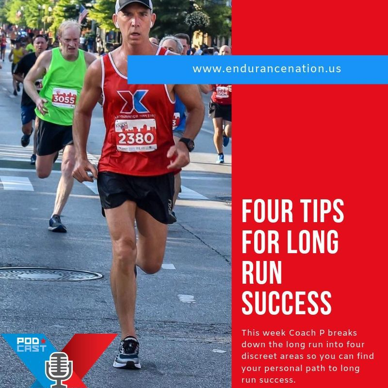 Four Tips for Long Run Succcess