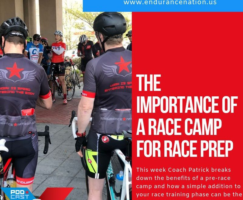 Triathlon Race Camp