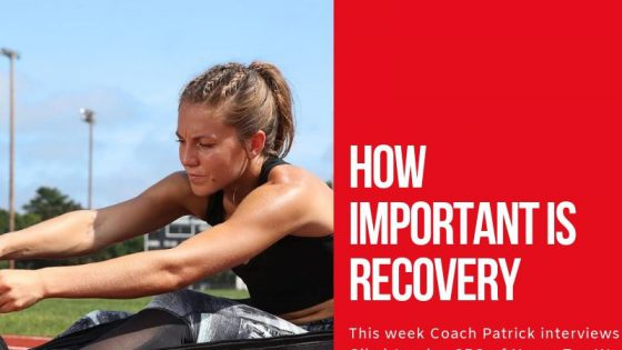 Is triathlon recovery important