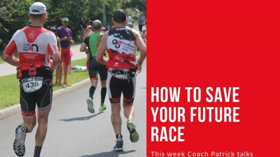 How to save your future race