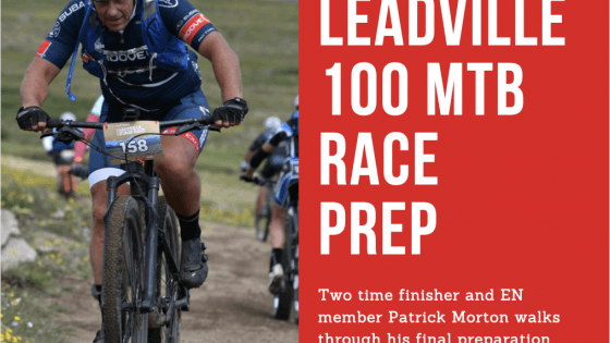 Patrick Morton Leadville 100 Race Prep Podcast