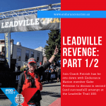 Leadville 100 revenge