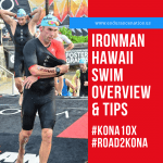 Ironman Hawaii Swim Tips