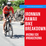 IM Hawaii Bike Breakdown