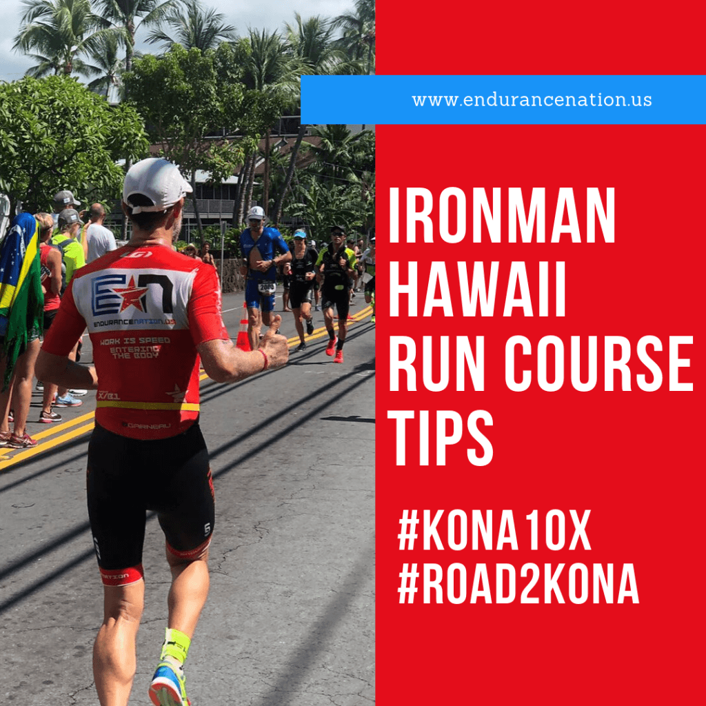 Kona Racing Run Course Tips