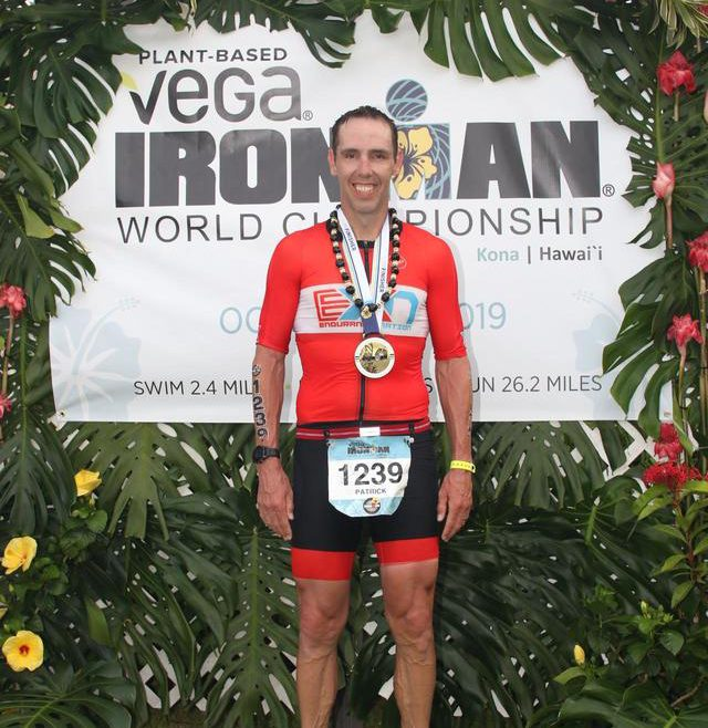 Kona 2019 Finisher Line