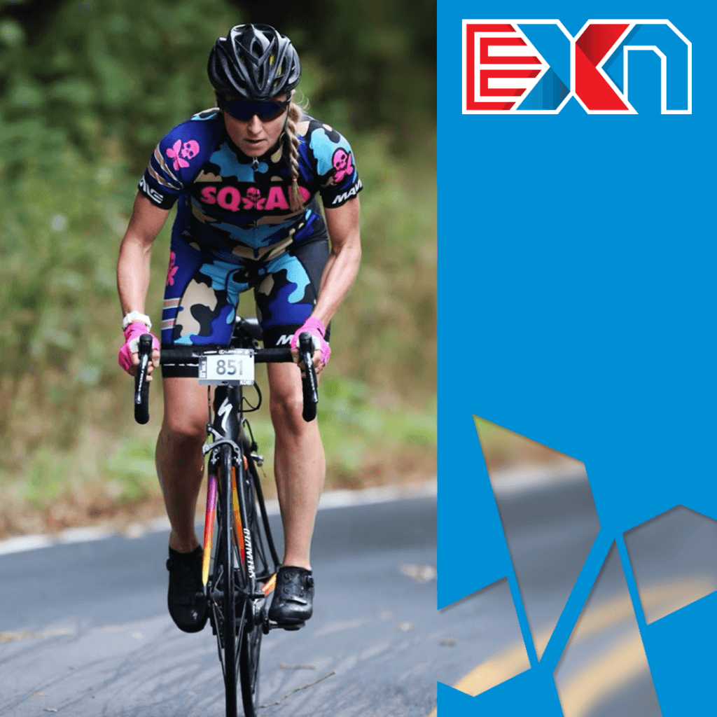 Kori Maximizes Training Time for Great Ironman Results