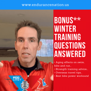 Winter Training Questions