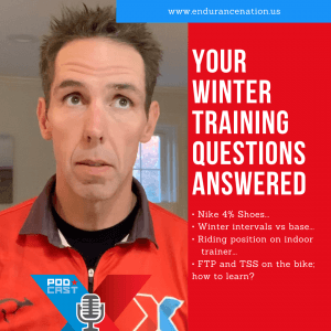 Winter training questions answered