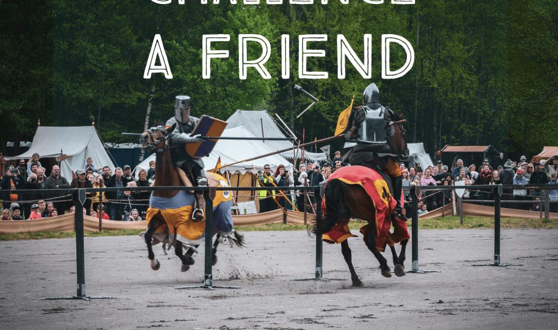 Challenge a Friend