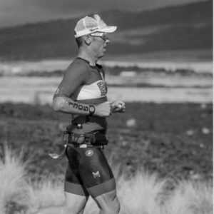 Coach Patrick in Kona