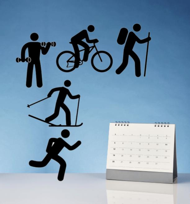 Creating an Equipment Calendar