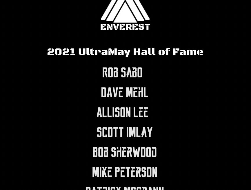 UltraMay Hall of Fame